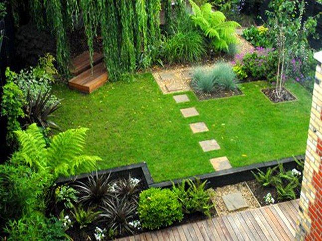 Как сделать сад красивым