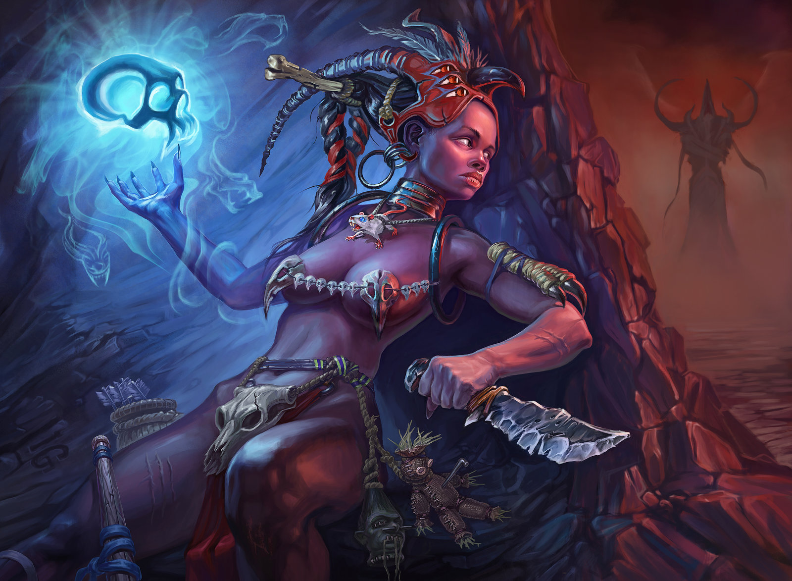 Diablo 3 witch doctor porn fucking pics