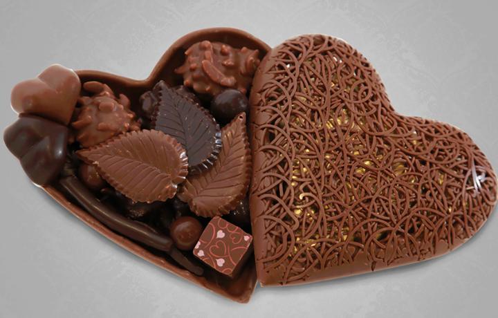 День шоколада поделки