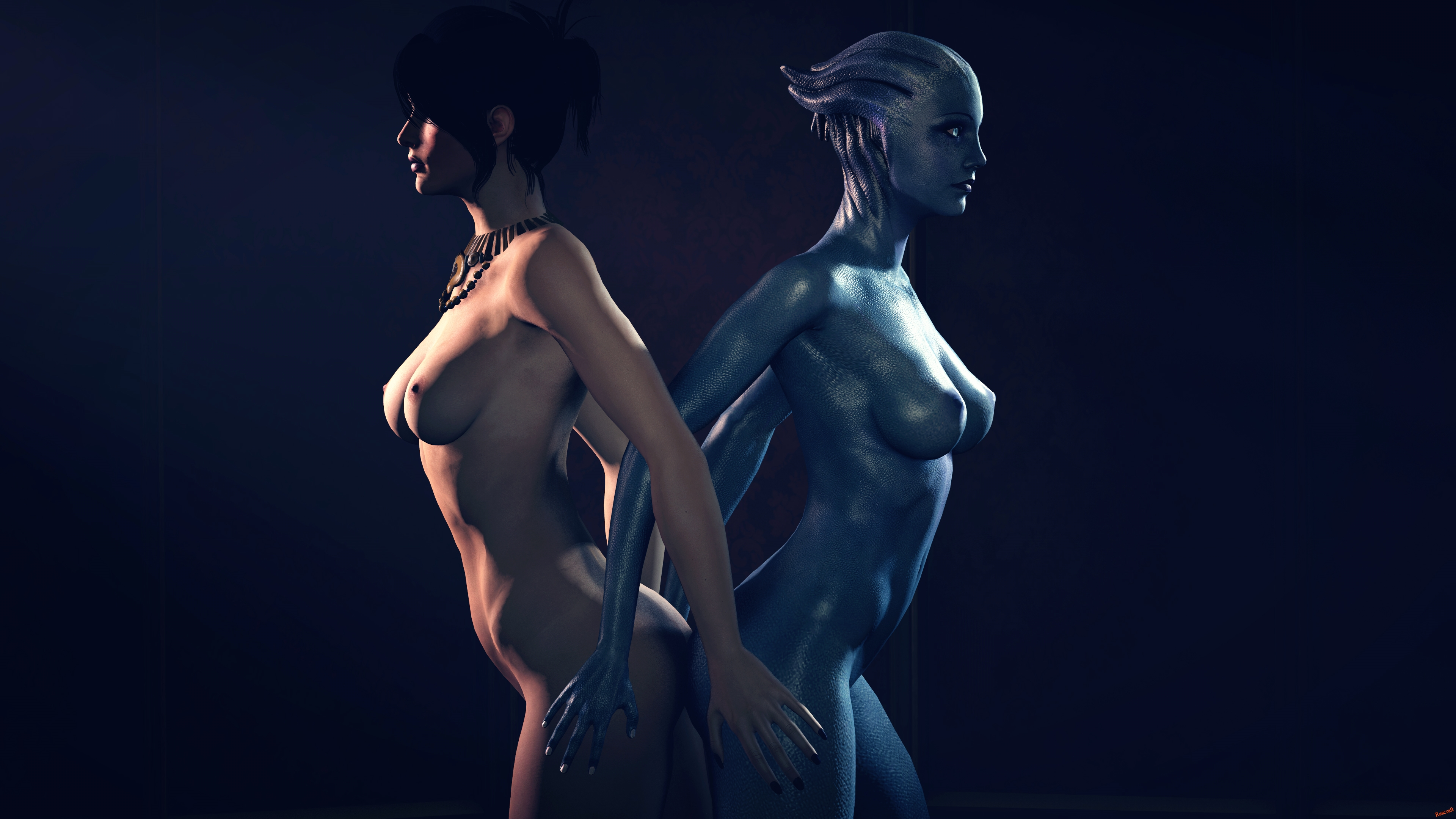 Mass effect liara naked photos hardcore clips