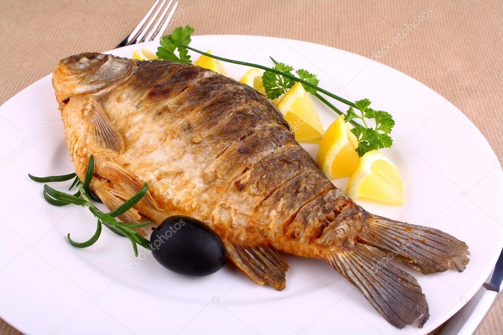 Жаренная рыба к чему снится