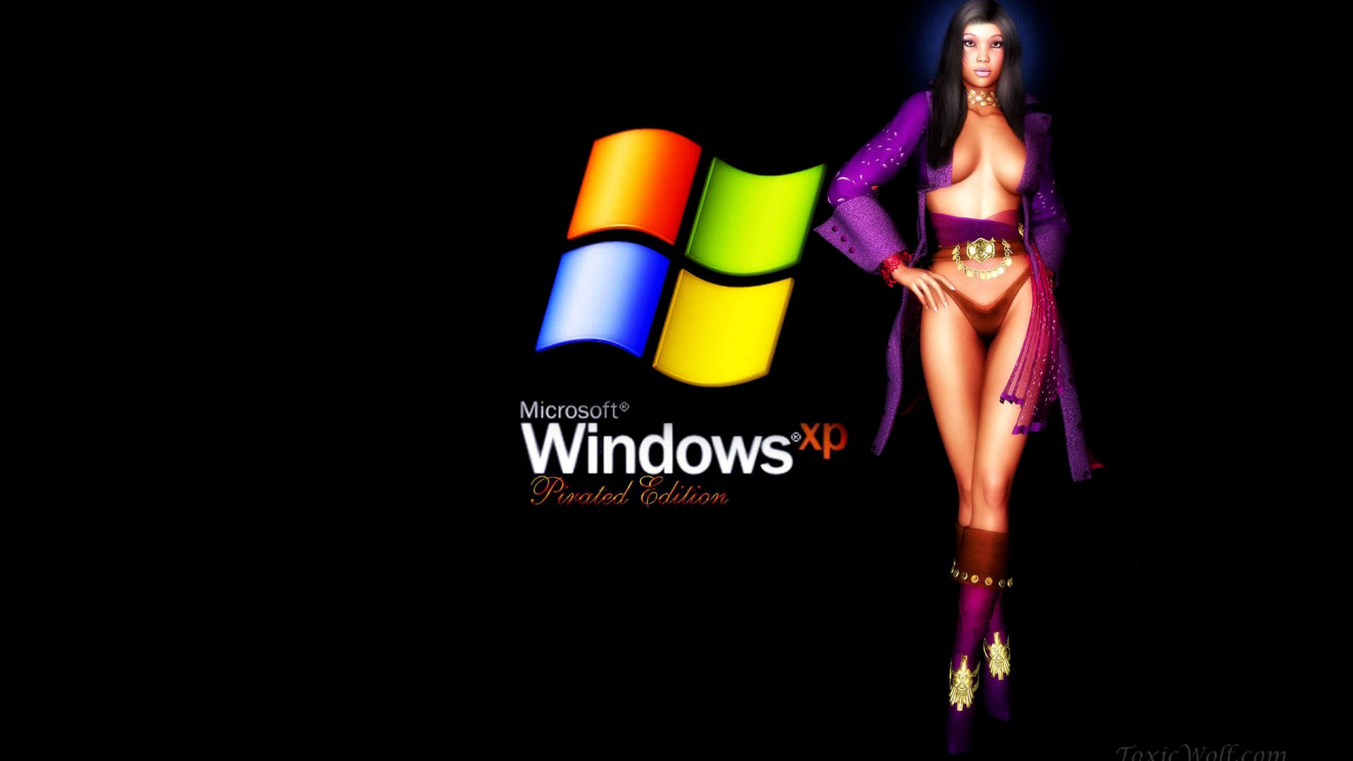golie-devushki-i-windows-oboi