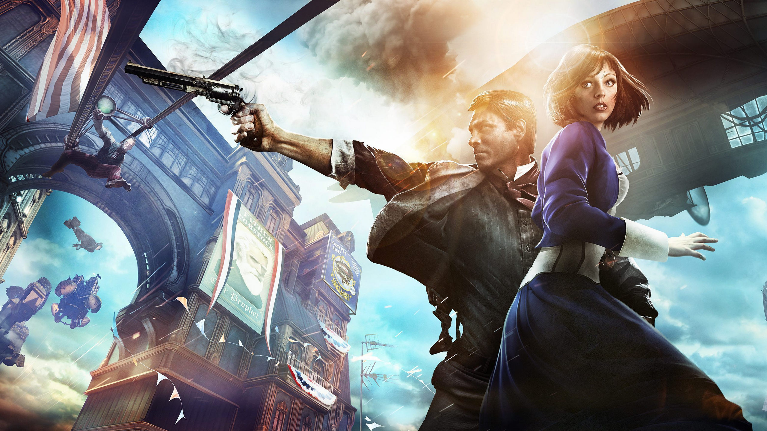 Bioshock infinite patch erotic pictures