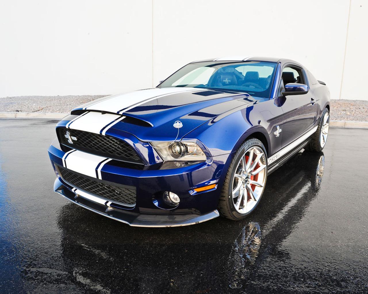 Ford Mustang – Wikipedia, wolna encyklopedia