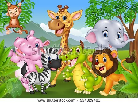 stock-vector-cartoon-wild-animal-in-the-jungle-534329401.jpg