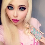 From Goth To Real Life Barbie Doll