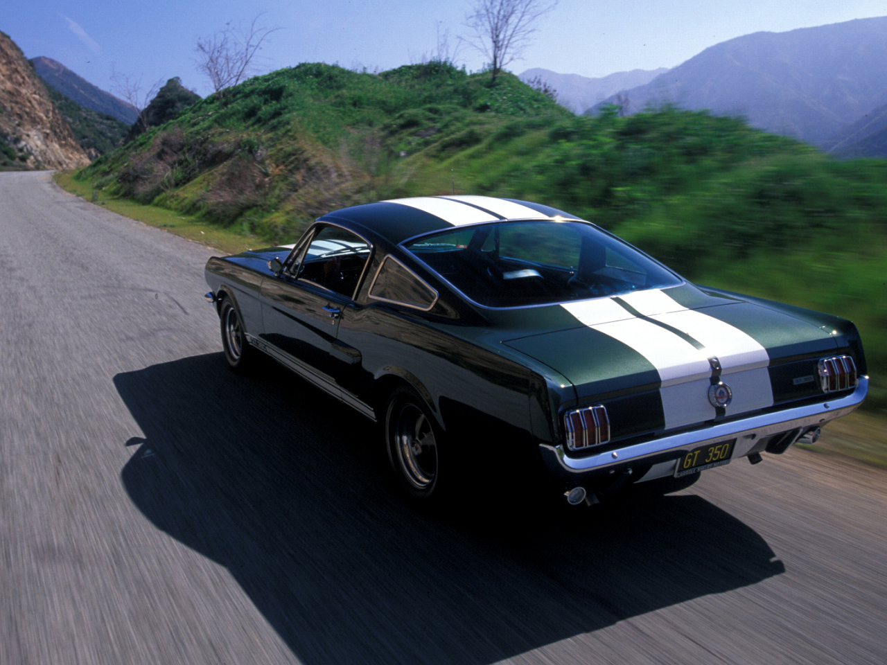 Ford Mustang Shelby GT500 Eleanor 1967 года - цена, фото ...