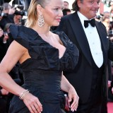 Pamela Anderson - *120 Beats Per Minute* premiere, Cannes FF - May 20
